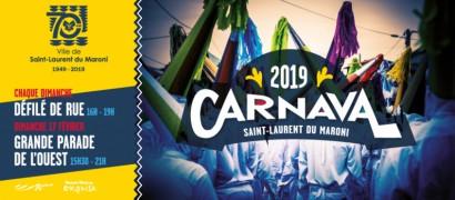 Grande parade de l'ouest 2019 à Saint-Laurent du Maroni