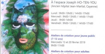 Regard d'artiste : le carnaval de Marie-Rose Parenteau