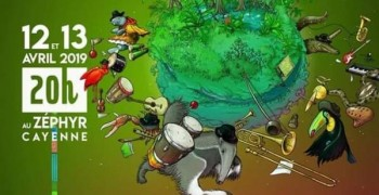 Orchestrales nomade en amazonie