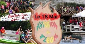Marathon du fleuve 2019