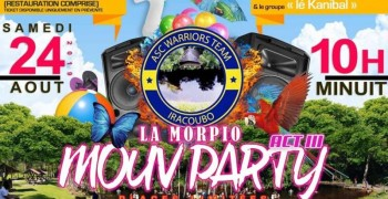 Morpio Mouv Party Act III