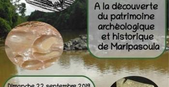Journées européennes du patrimoine 2019 en Guyane : de l'Inini à Gobaya