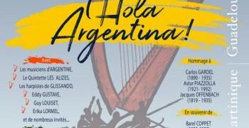 Journées internationales de la  harpe 2019 en Guyane