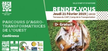 Parcours d'agro-transformatrices de l'Ouest (21/2)