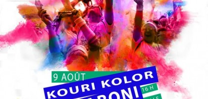 Kouri kolor Night