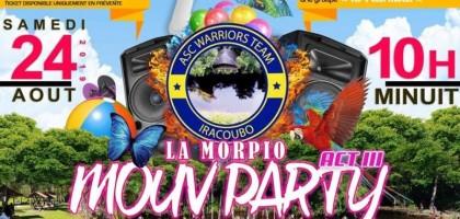 Morpio Mouv Party Act III