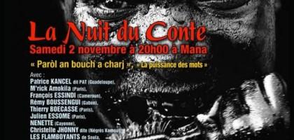Festival International du Conte Paul HenriI Gérard 2019