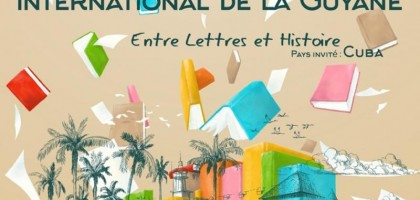 Salon du livre international de la Guyane 2019