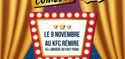 Obidjoul Comedy novembre 2019