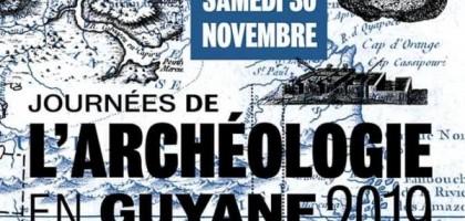 JOURNÉES DE L'ARCHÉOLOGIE EN GUYANE 2019