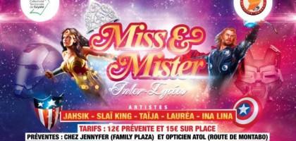 Miss et Mister Inter-Lycée (30/11)