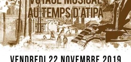 Voyage musical au temps d'Atipa