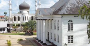 Week end à Paramaribo au Suriname