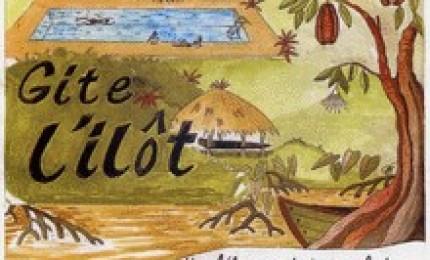 Gîte de l'ilôt  aux portes de la forêt guyanaise