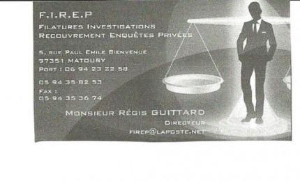 Agence F.I.R.E.P - Enquêtes privées